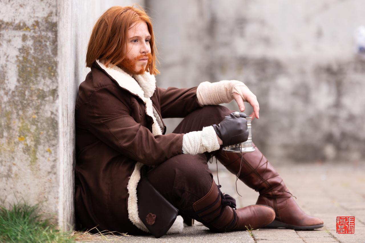 Caleb Widogast (Bren Aldric Ermendrud) / Critical Role by Onoblex