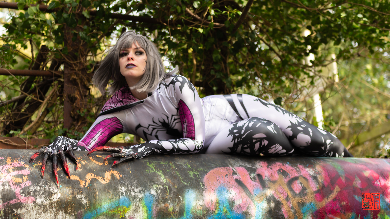 Urban Anti-Gwenom by Candyylocks Cosplay