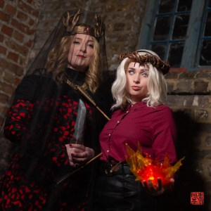 Zelda & Sabrina Spellman / Chilling Adventures of Sabrina by Twisted Sisters Cosplay