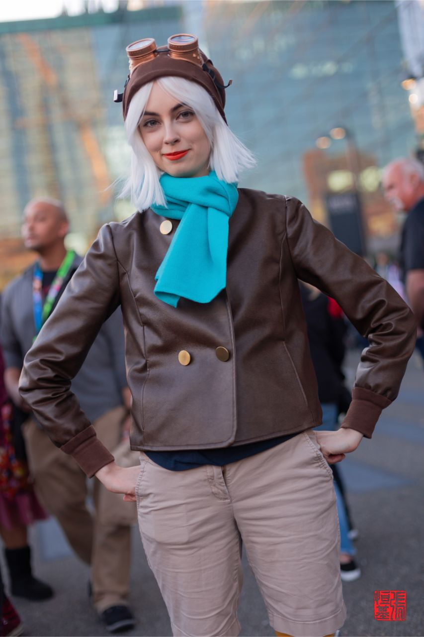 Della Duck / Ducktales By Lady of Time Cosplay