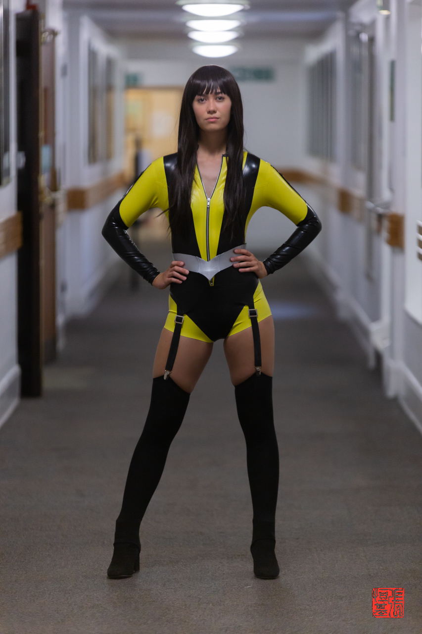 Latex Silk Spectre II / Watchmen by arkham_cosplay