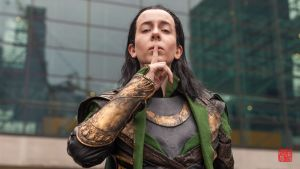 Loki Laufeyson / The Avengers by Silhouette Cosplay