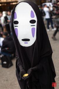 No Face / Spirited Away by Hwarak Cosplay