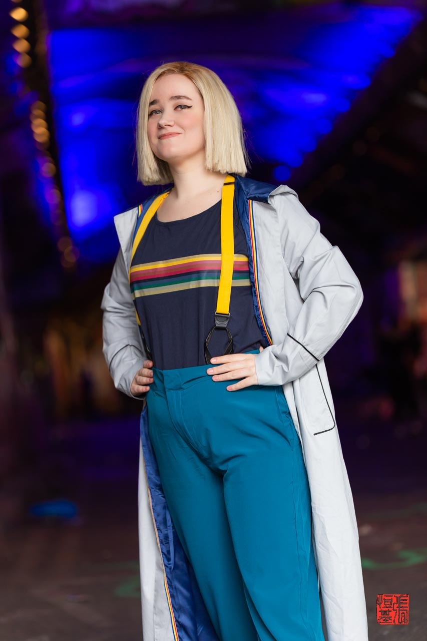 Thirteenth Doctor / Doctor Who by whatserscosplay