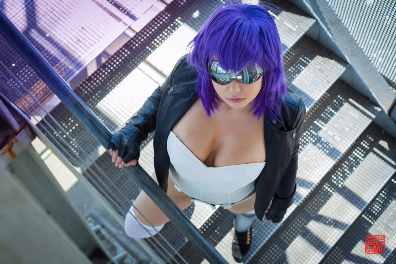 Motoko Kusanagi / Ghost in the Shell by Goddamn Catwoman