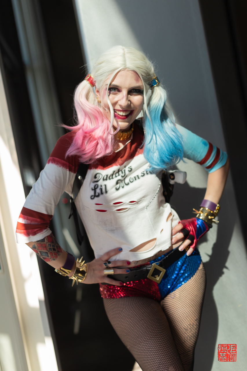 Suicide Squad Harley Quinn by Sajalyn