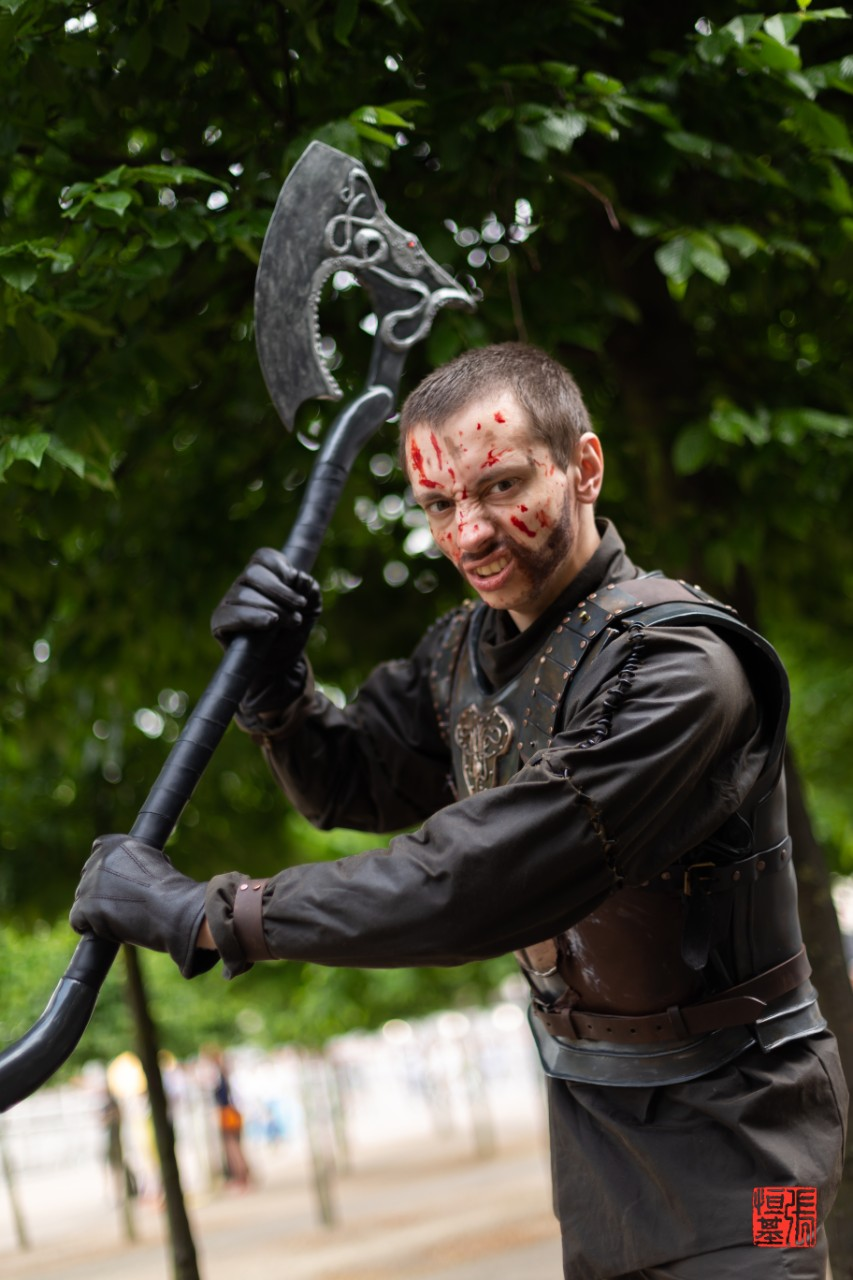 Euron Greyjoy / Game of Thrones by Punx Dead Cosplay