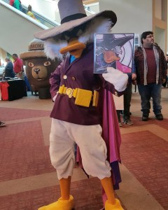 Cosplay Stories : Darkwing Duck by Voodoo Parka