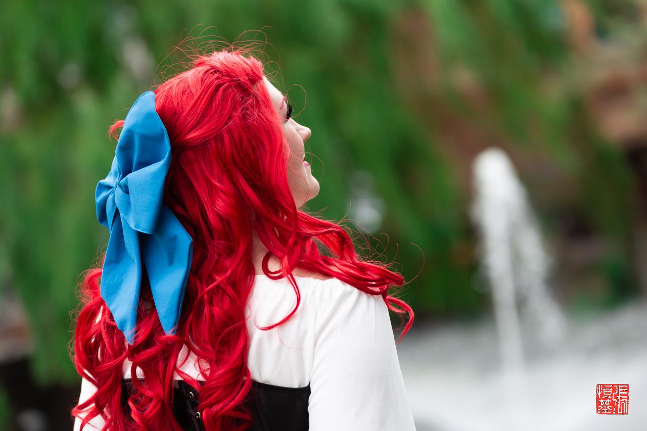 Ariel / The Little Mermaid by Mossflower Cosplay