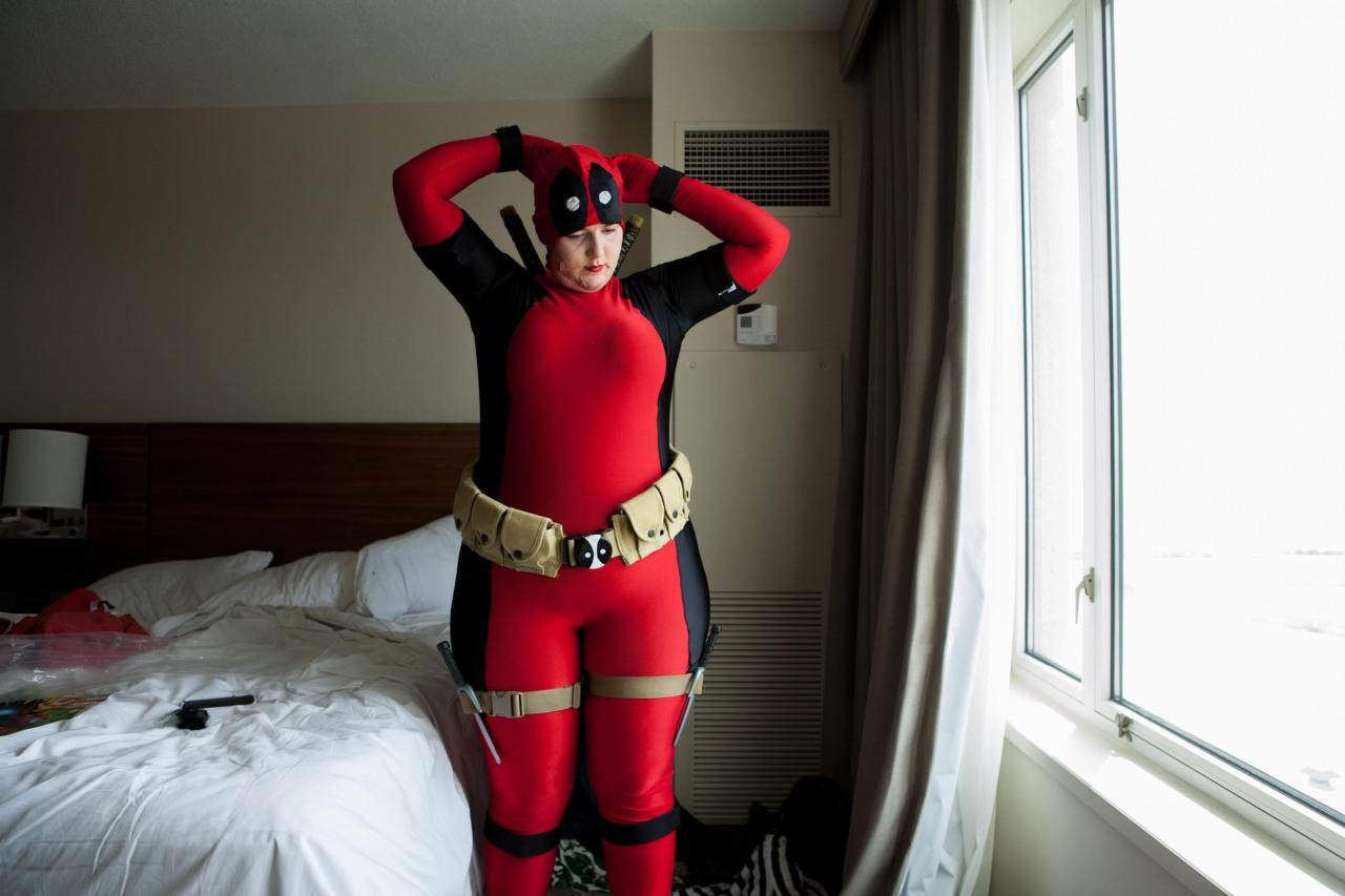 Cosplay Stories : Deadpool by Kendra