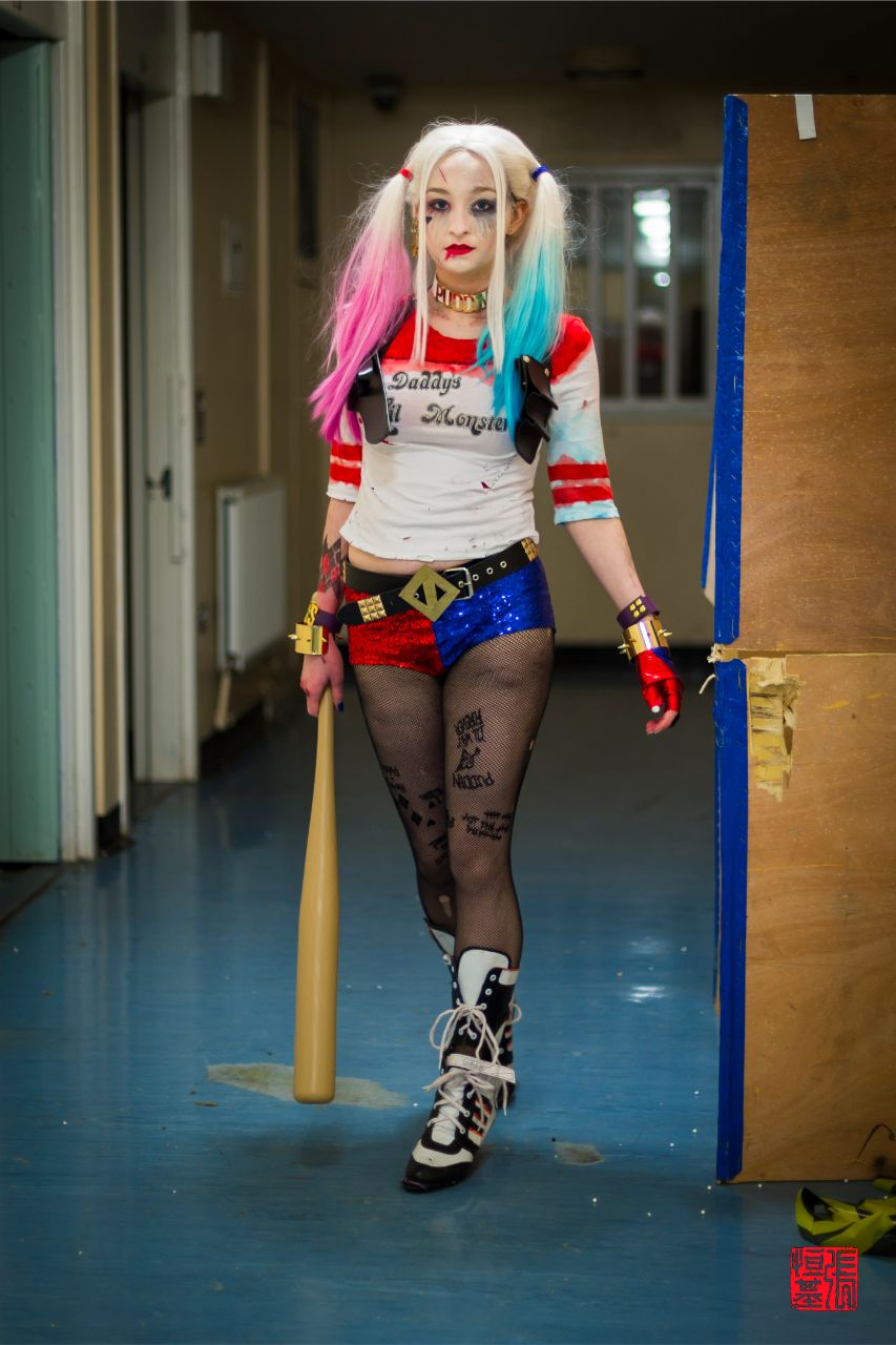 Harley Quinn (Suicide Squad) by Luminara Cosplay
