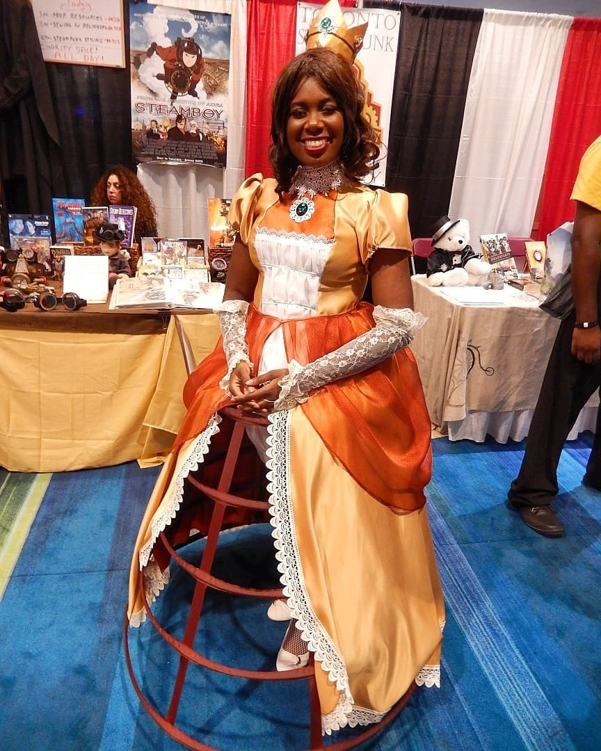 Cosplay Stories : Princess Daisy by Pencils and Pincushions
