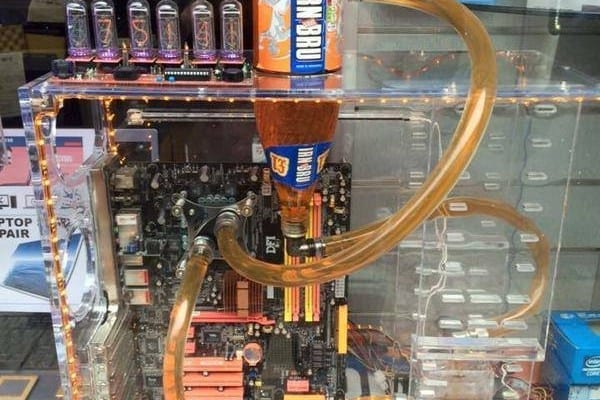 Scottish Computer Company Builds Irn Bru Pc Cooling