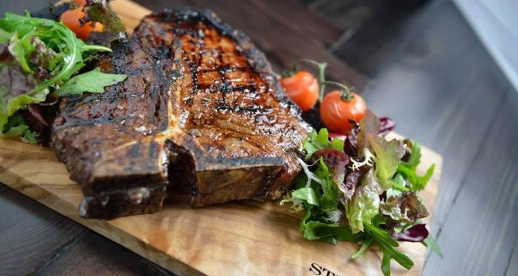 Top Ten Steak Restaurants