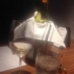 Nice wine service