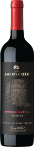 Jacob's Creek Double Barrel Shiraz - beautiful!