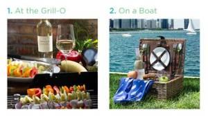 Crisp white Grillo is perfect for picnics