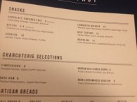 Check out unique menu items at Steadfast