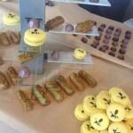 Macarons - sweet and savory