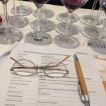 Studying Grandi Marchi Italian wines
