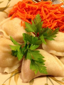 Peter & Pat's Pierogies make an easy dinner entree
