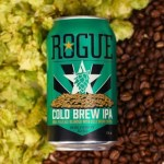 Rogue's cold brew IPA