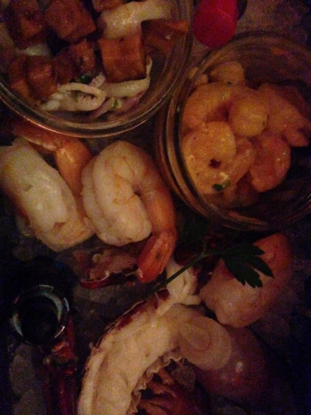 Carnivale seafood for two