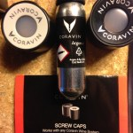Coravin screw cap sampler