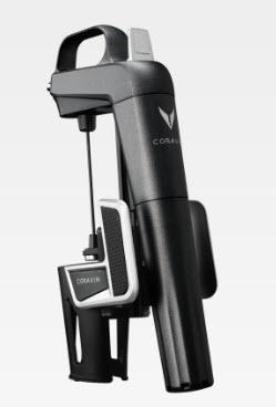 Coravin's brilliant wine saving device