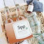 Sipp products in a variety of unique flavors