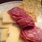 Tuscanini olive-oil-rosemary with charcuterie