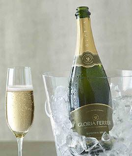 Ferrer Sonoma Brut bubbly