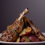 Fabulous lamb chops