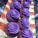 The ube cookie - a huge favorites!