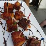 Ivy Hotel juicy, meaty BBQ pork belly