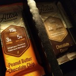 Atlas healthy protein bars come in lots of flavors