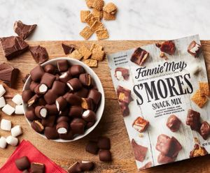 Fannie May S'Mores Snack Mix