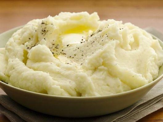 Velvet Mashed Potatoes