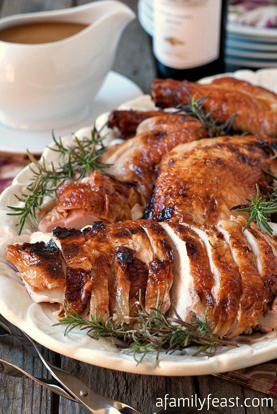 35 Delicious Turkey Recipes