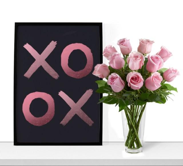 XOXO – VALENTINE'S DAY PRINTABLE ART
