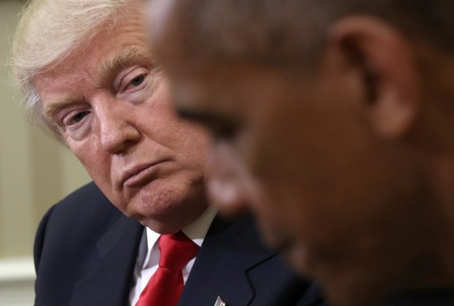 Obama forming a shadow government to resist Trump