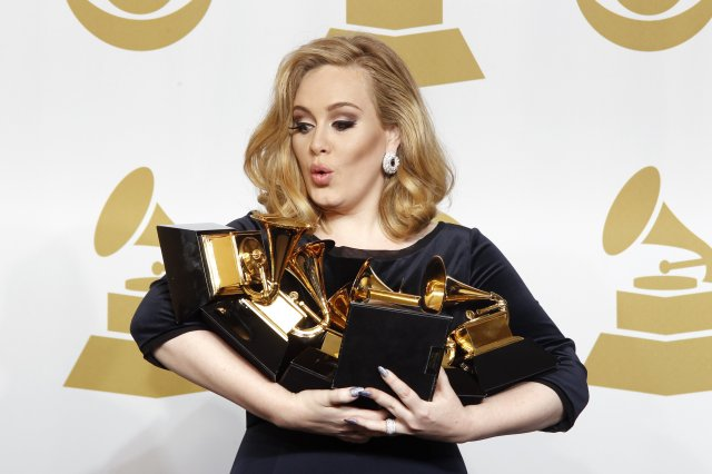 Adele Beats Beyonce! Fans Get Bent