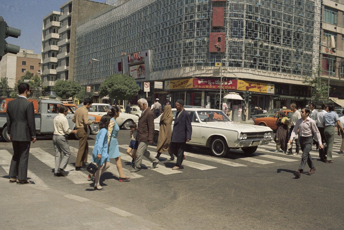 SHOCKING! Life Under The Shah: What Iran Looked Like Before The Islamic Revolution