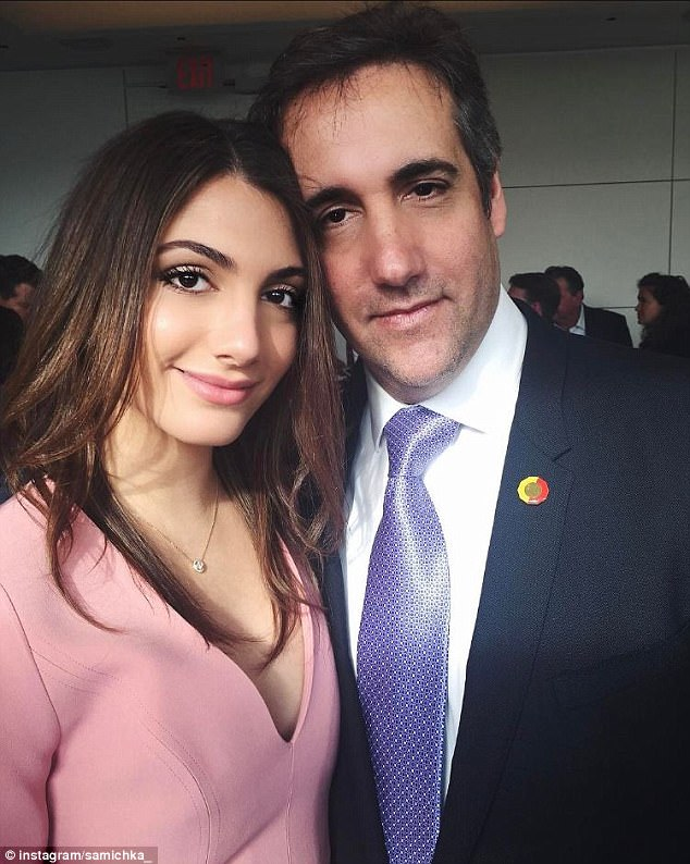 Trump Lawyer Michael Cohen Slammed For Sharing A 'Racy' Photo Of His Daughter