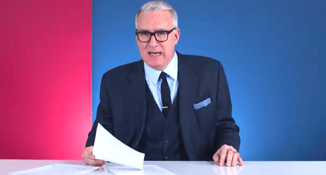 Unhinged 'Keith Olbermann' Hails Sally Yates As An 'American Hero'