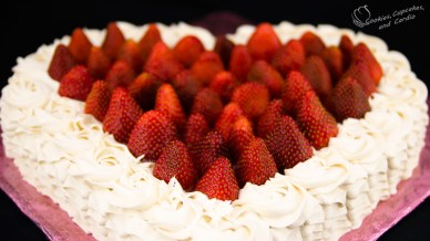 Heart Shaped Cake Video Tutorial