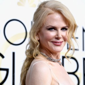 Nicole Kidman Support Our President