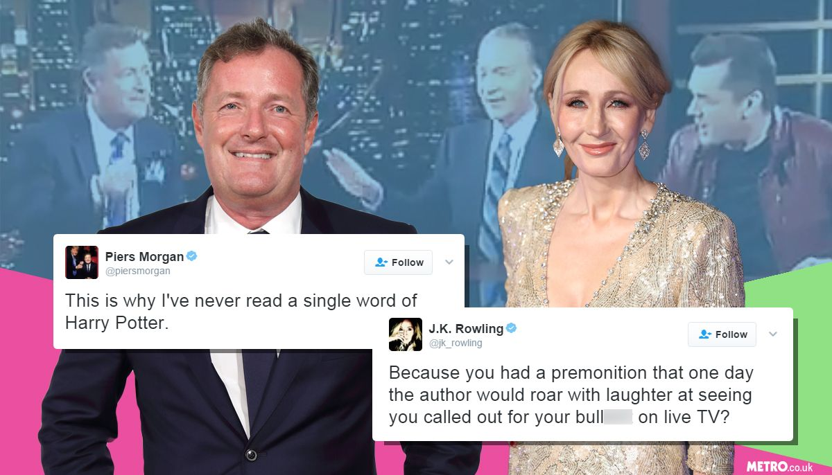 Twitter Users Offer To Buy Plane Tickets For Refugees So They Can Stay In J.K. Rowling's Mansions