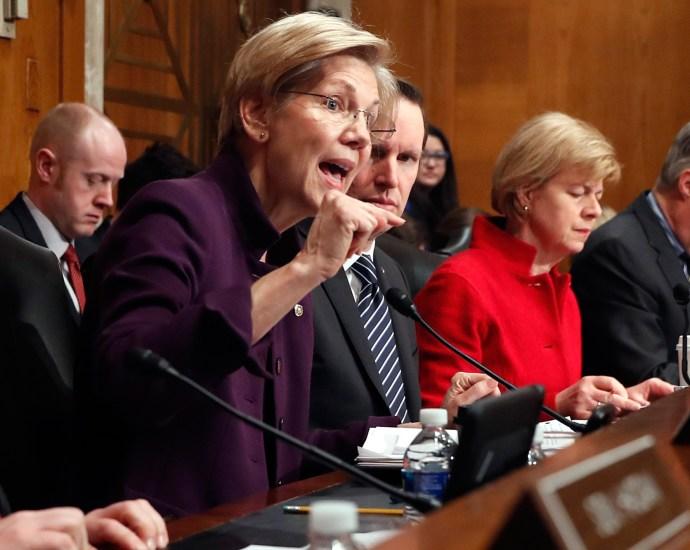 the Arcane Senate Rule Used to Silence Elizabeth Warren