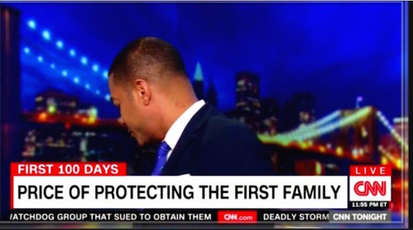 CNN's Don Lemon Ends Segment Walks Off After Guest Accuses Him Of Spreading 'Fake News'